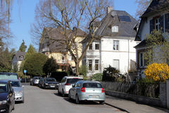 Soden mau, Alemanha Fotografia de Stock Royalty Free