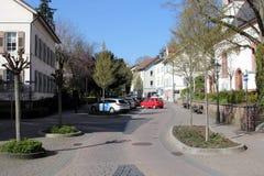 Soden mau, Alemanha Foto de Stock Royalty Free