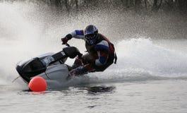 soderica лыжи 2 двигателей Стоковые Фото