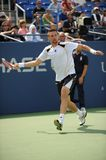 Soderling Robin at US Open 2009 (9) Royalty Free Stock Image
