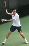 Soderling: Tennis Player Forehand Stock Photography