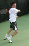 Soderling: Tennis Player Forehand Stock Images
