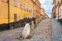 Sodermalm. Stockholm, Sweden Royalty Free Stock Photo