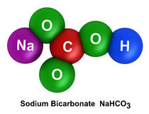 Sodium Bicarbonate Royalty Free Stock Photo