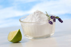 Sodium Bicarbonate Stock Photography