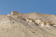 Sodom och Gomorrah Arkivbild