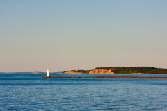 Sodus Bay Lighthouse Stock Image