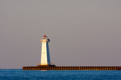 Sodus Bay Lighthouse Royalty Free Stock Photo