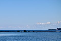 Sodus Point Bay in New York Royalty Free Stock Photography