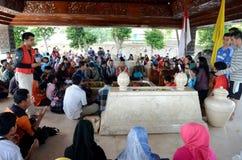 Soekarno Indonésie images libres de droits
