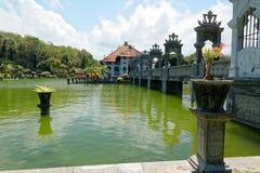 Soekasada Ujung水宫殿 图库摄影