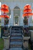 Soekasada Ujung Water Palace. Ujung Water Palace is a former palace in Karangasem Regency, Bali Stock Photos