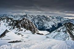 Soelden Alps Stock Images