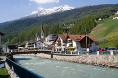Free Soelden In Tyrol, Austria Royalty Free Stock Image - 6927596