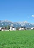 Soell am Kaisergebirge,Tirol,Austria Stock Photo