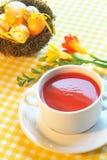 Soep van tomaat Royalty-vrije Stock Afbeelding