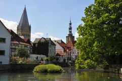 Soest, Germania Fotografie Stock