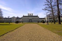 宫殿soestdijk 免版税图库摄影