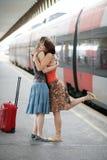 Soeur de ya d'amour Photos libres de droits