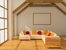 sofà Fotografie Stock