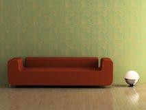 sofà Immagine Stock