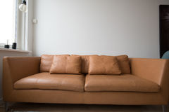 Sofá à moda Fotos de Stock