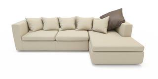 Sofá Fotografia de Stock