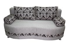 Sofá confortável Imagem de Stock