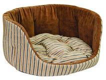 Sofá del perro Imagenes de archivo