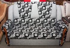 Sofá do interior Imagens de Stock