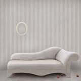 Sofá en un cuarto blanco. ilustración del vector