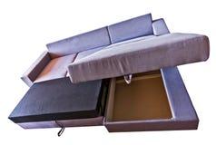 Sofá moderno Imagens de Stock Royalty Free