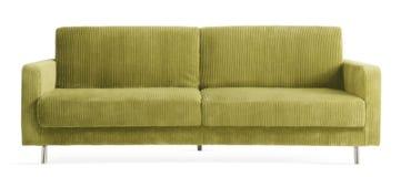 Sofá moderno Cosy fotos de stock