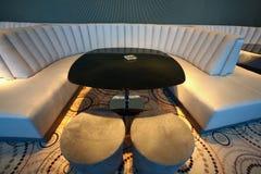 Sofá no interior Fotografia de Stock