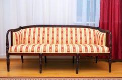 Sofá no quarto Foto de Stock