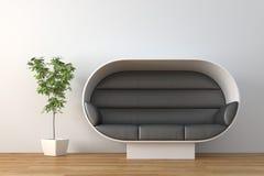 Sofá Imagens de Stock