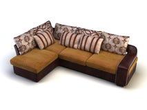 sofa Arkivfoton