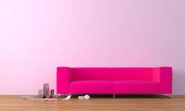 Sofa illustration libre de droits