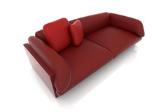 Sofa Lizenzfreie Abbildung