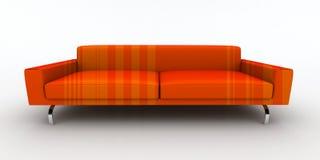 sofa Arkivfoto