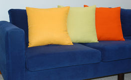 Sofa. Stockbild