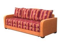 sofa Arkivbilder