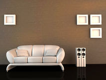 Sofa Photo stock