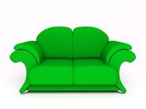 sofa 3 d ilustracja wektor