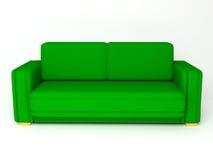 sofa 3 d royalty ilustracja