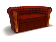 sofa Fotografia Stock