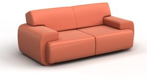 Sofa royalty free illustration