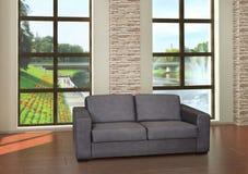 Sofa Lizenzfreies Stockfoto