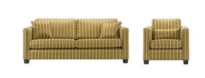 Sofa Photo libre de droits