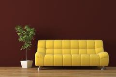 sofa Royaltyfri Fotografi
